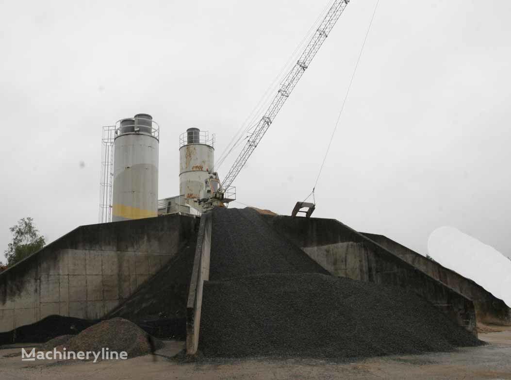 εργοστάσιο σκυροδέματος TEKA concrete mixing plant - 30 cbm/h