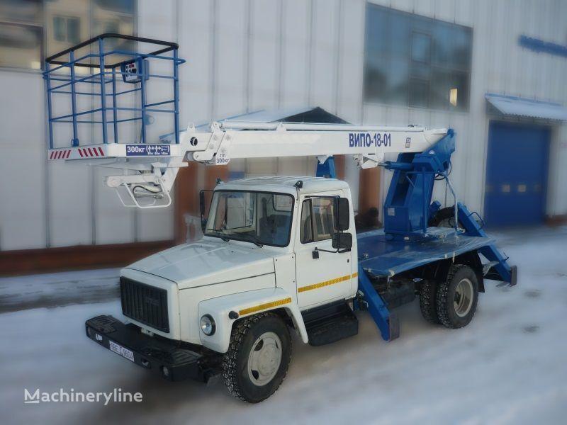 καλαθοφόρο όχημα GAZ 3309