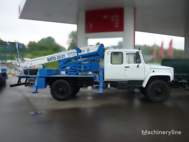 καλαθοφόρο όχημα GAZ Sadko