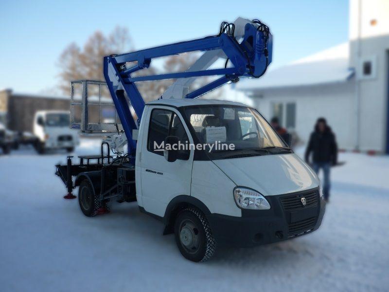 καλαθοφόρο όχημα GAZ VIPO-12-01 na bazovom shassi  GAZ-3302 Gazel