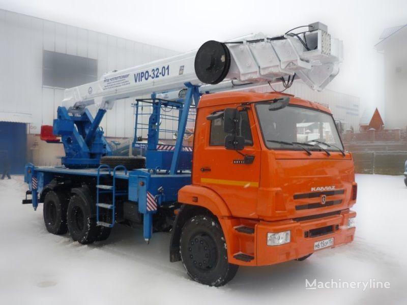 καλαθοφόρο όχημα KAMAZ VIPO-32