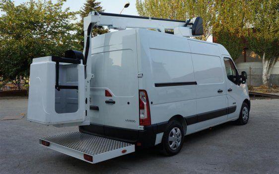 καινούριο καλαθοφόρο όχημα MOVEX MOVEX