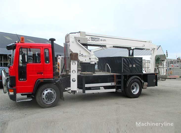 καλαθοφόρο όχημα VOLVO FL-614 4X2WD