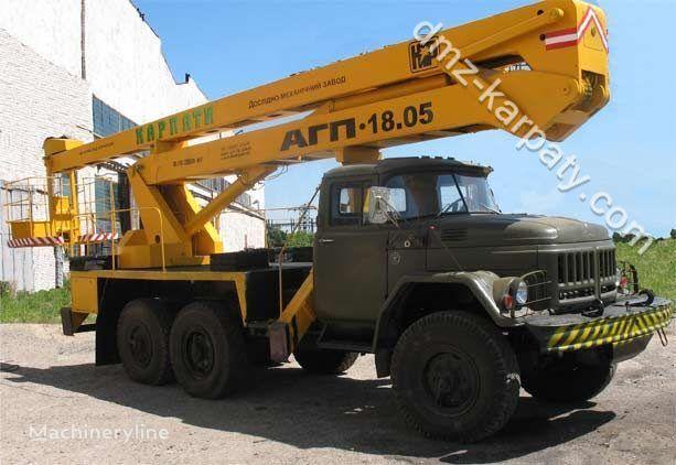 καλαθοφόρο όχημα ZIL 131