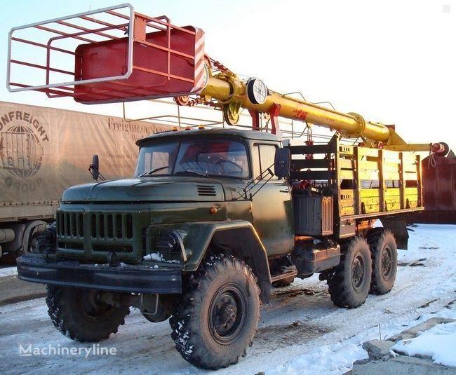 καλαθοφόρο όχημα ZIL TV-26E