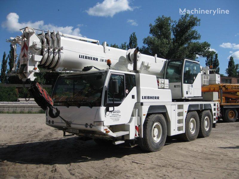 κινητός γερανός LIEBHERR LTM-1055
