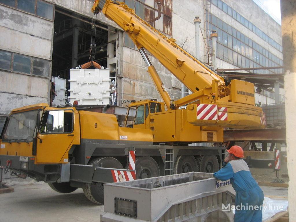 κινητός γερανός LIEBHERR LTM1090/1