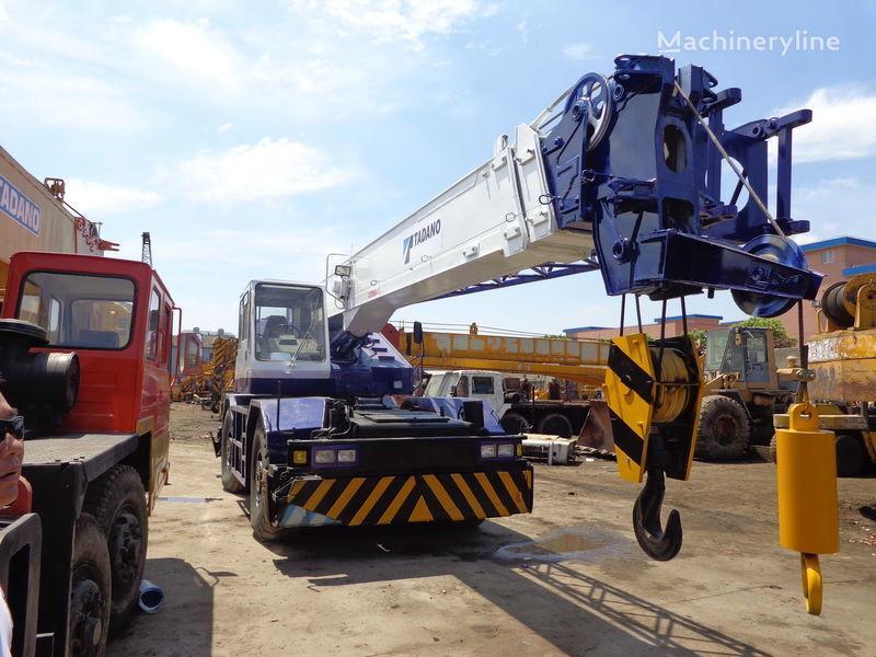 κινητός γερανός TADANO TR250M(rough terrain crane)