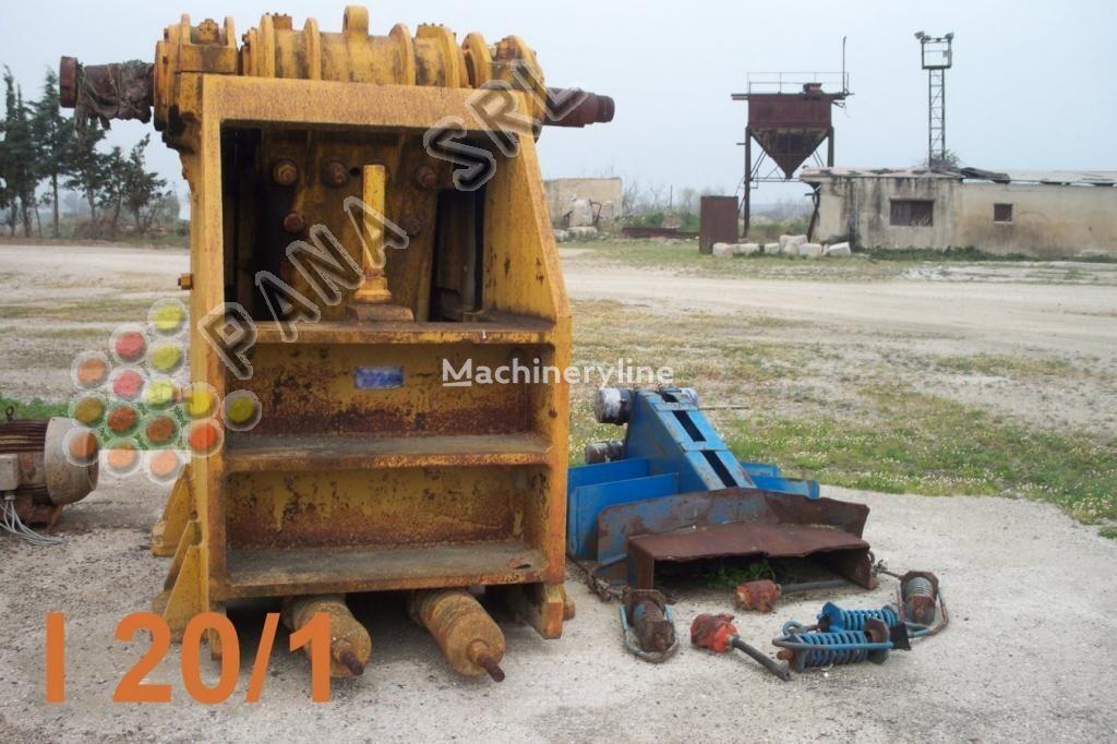 κωνικός Θραυστήρας MEN BR 900 - Frantoio