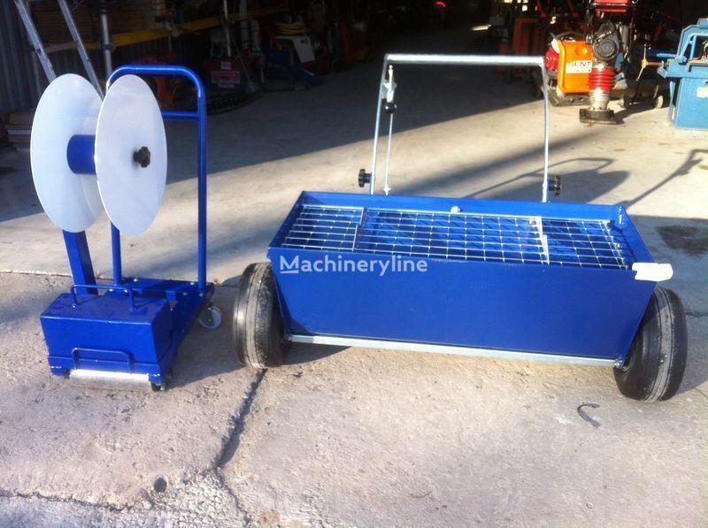 καινούρια μηχανή λείανσης δαπέδου Ukladchik shovnogo shnura BT