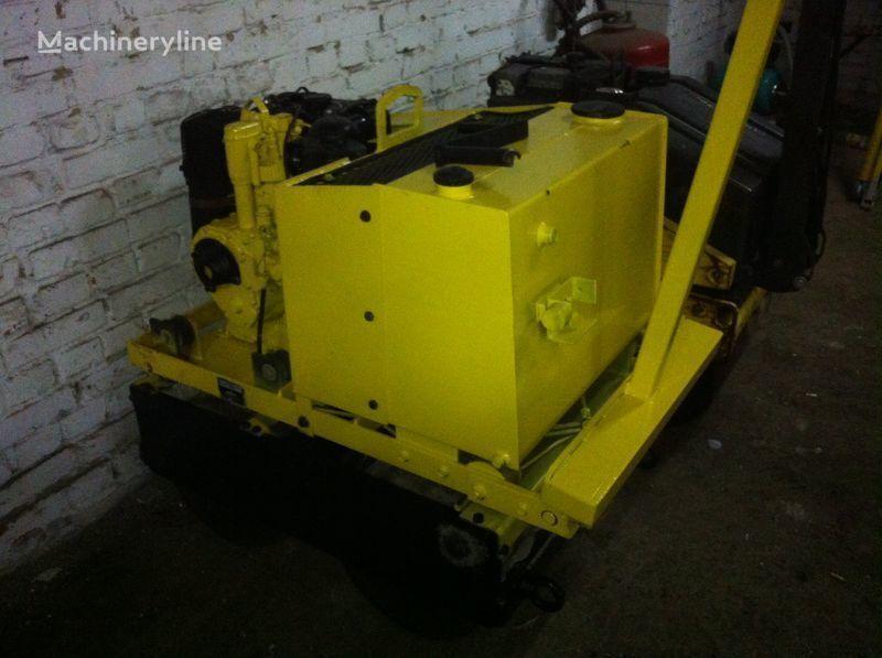 μίνι οδοστρωτήρας WEBER Dvh 702
