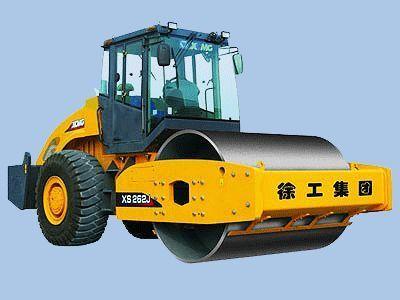 καινούριο οδοστρωτήρας γαιών XCMG XS202J, XS222J, XS262J