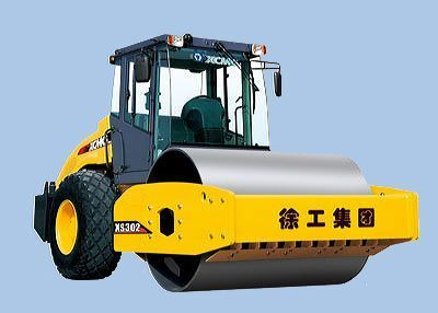 καινούριο οδοστρωτήρας γαιών XCMG XS302