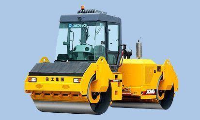 καινούριο οδοστρωτήρας XCMG XD121
