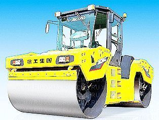 καινούριο οδοστρωτήρας XCMG XD132