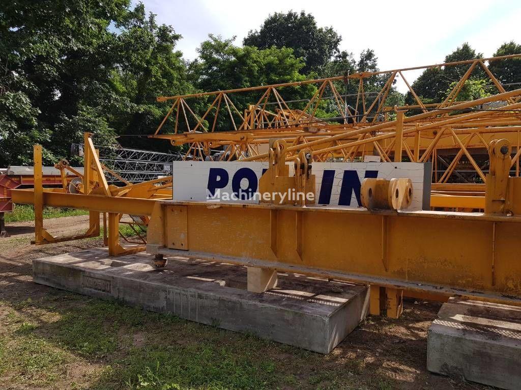 οικοδομικός γερανός (πυργογερανός) POTAIN MC58