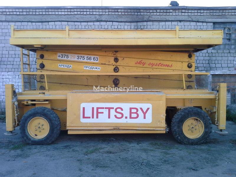 ψαλιδωτός ανυψωτήρας LIFTLUX SL-205-25   22.5m  4*4
