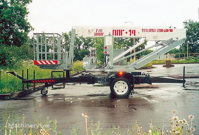 τηλεσκοπικός ανυψωτήρας Lifting Machines PPG-14