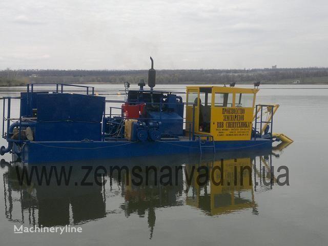 καινούριο βυθοκόρος NSS Zemsnaryad 200/40-GR