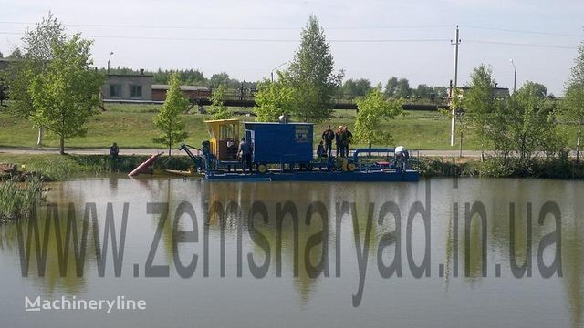 καινούριο βυθοκόρος NSS Zemsnaryad 800/40-F