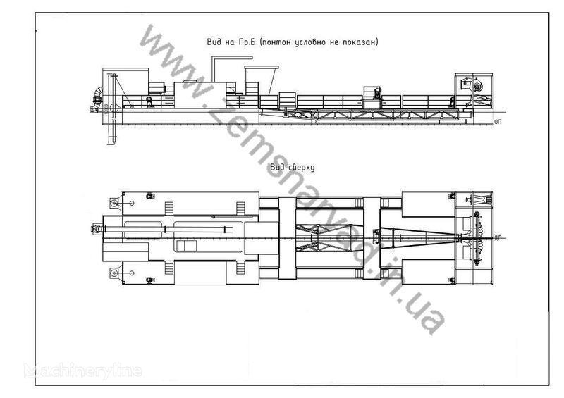 βυθοκόρος NSS Zemsnaryad NSS 6000/60 K GR