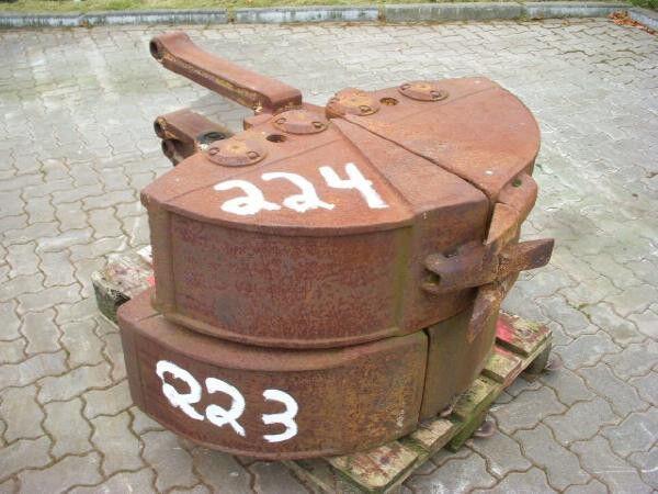 αρπάγη O&K O & K (223) 0.30 m Greiferschalen / 2-tine-grab