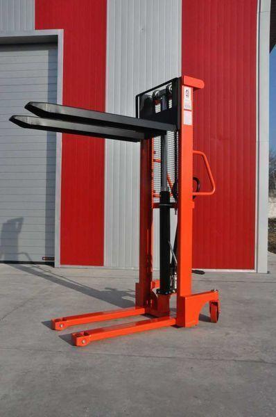 καινούριο εξοπλισμός στοιβασίας παλετών Leistunglift SFH1516