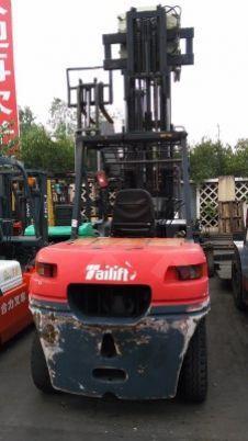 περονοφόρο ανυψωτικό TAILIFT 5 ton