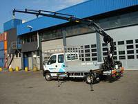 καινούριο γερανοφόρο φορτηγό HIAB XS 066
