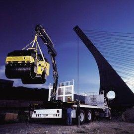 καινούριο γερανοφόρο φορτηγό HIAB XS 166