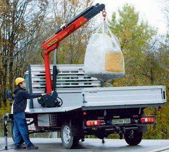 καινούριο γερανοφόρο φορτηγό PALFINGER PC 2700 Compact