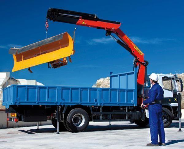 καινούριο γερανοφόρο φορτηγό PALFINGER PK 23002-SH High Perfomance