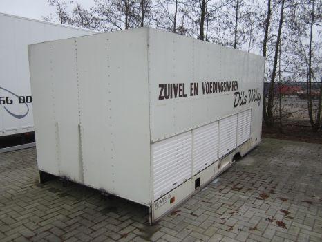 καρότσα κόφα DIVERSE container