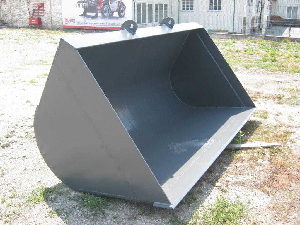 καινούριο μετωπικός κάδος φόρτωσης MANITOU KOVSh 1.5m3 - 3m3