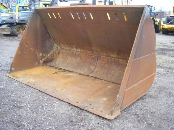 μετωπικός κάδος φόρτωσης VOLVO (286) 92117 3.40 m Schaufel / bucket