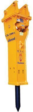καινούριο υδραυλικό σφυρί STAR Hammer G1800S