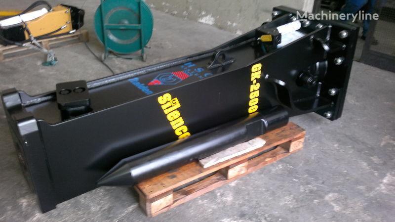 υδραυλικό σφυρί STAR Hammer G 2500S