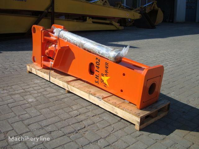 υδραυλικό σφυρί STAR Hammer SH 1402