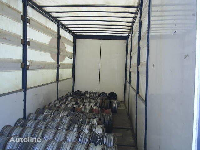 δισκόπλακα τροχού φορτηγού MAN 15.224
