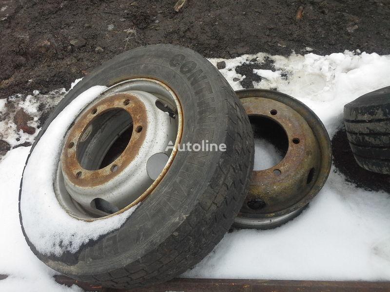 δισκόπλακα τροχού φορτηγού MAN L2000 M2000 TGL R17.5 R19.5.