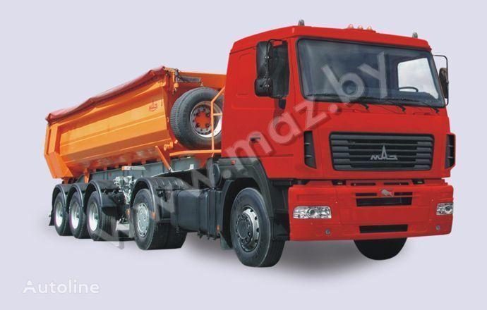καινούριο ελκυστήρας MAZ 5440 A5