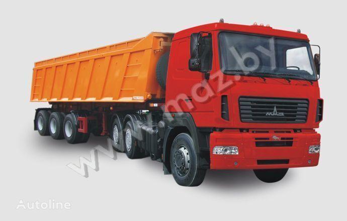 καινούριο ελκυστήρας MAZ 6430 A8