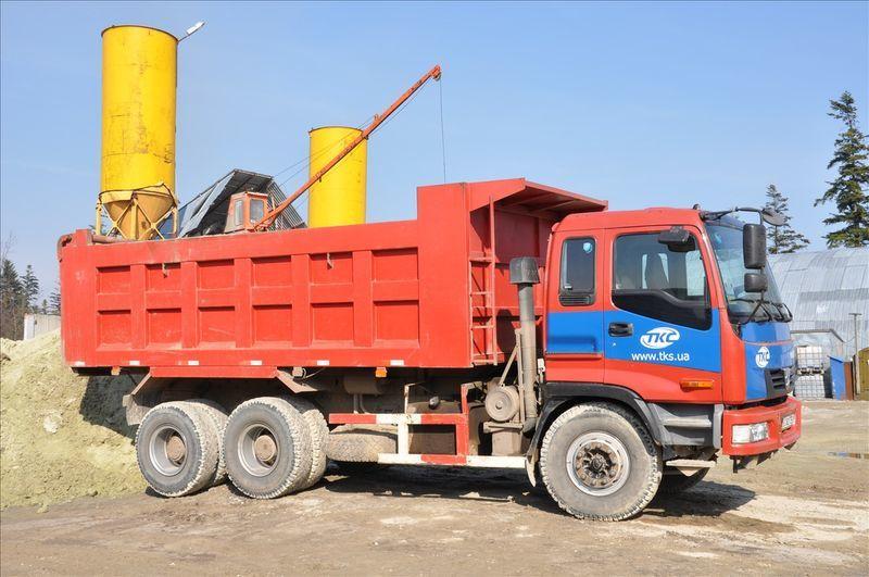 ανατρεπόμενο φορτηγό FOTON AS3251/2 «KOBALT»