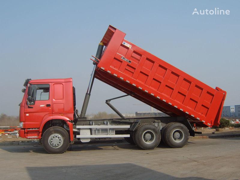 καινούριο ανατρεπόμενο φορτηγό HOWO