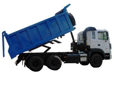 ανατρεπόμενο φορτηγό HYUNDAI HD 270