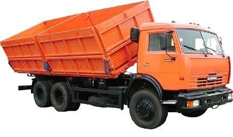 καινούριο ανατρεπόμενο φορτηγό KAMAZ 45144