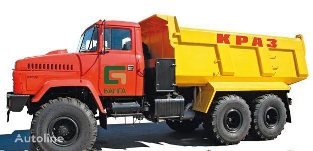 ανατρεπόμενο φορτηγό KRAZ 65032-060
