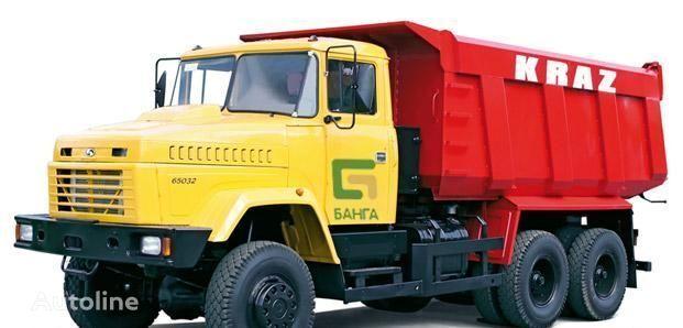 ανατρεπόμενο φορτηγό KRAZ 65032-068