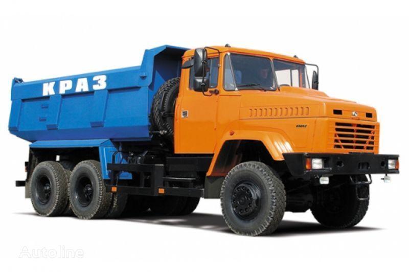 ανατρεπόμενο φορτηγό KRAZ 65032 tip 2