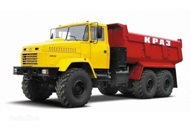 ανατρεπόμενο φορτηγό KRAZ 65032 tip 3